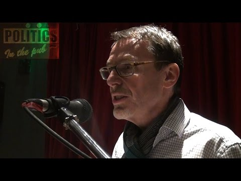 Politics in the Pub - PRIVATISATION - John Kaye - 3/07/14