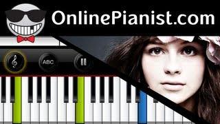Gabrielle Aplin - The Power Of Love - Piano Tutorial - John Lewis 2012 Christmas Ad
