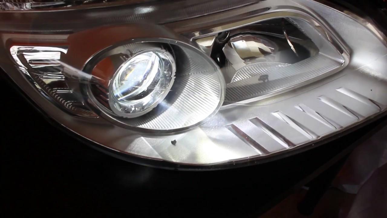 kit full led per auto moto h7 canbus 4500lumen 30w con led