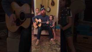 Marc Broussard Cry to Me with his girls Ella and Evie Solomon Burke Cover.mp3