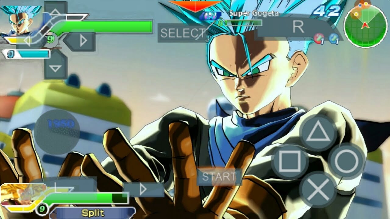(download link) dbz ttt mod by jayzz modder all new fusions