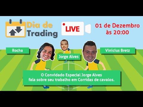 Live com Jorge Alves - Mercado de Cavalos