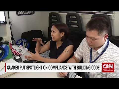 Quakes put spotlight on compliance with Building Code