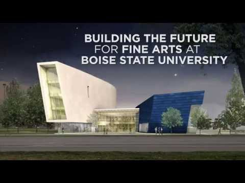 Supporting a Future of Fine Arts at Boise State - The World Museum