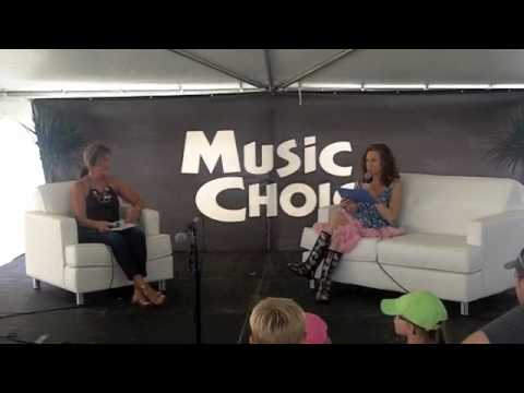 Music Choice Interview With Laurie Berkner