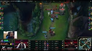 [PapaSmithy VOD Review] SK Telecom T1 vs. Griffin LCK Spring Week 7 2019 Game 1