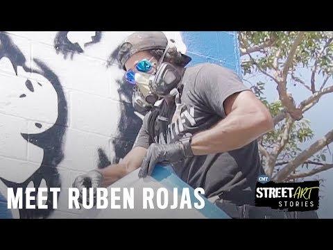 STREET ART STORIES | Ruben Rojas |