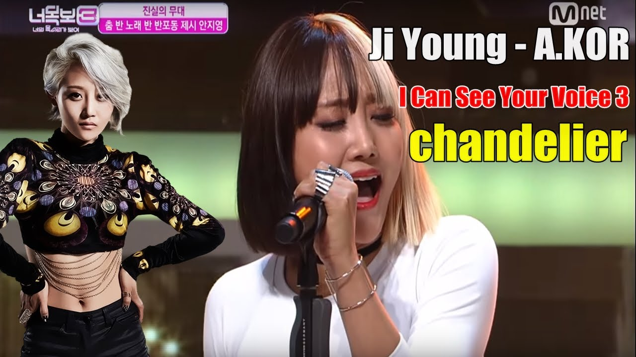 Ji Young - Cover sia chandelier - Versão estendida (I Can See Your ...