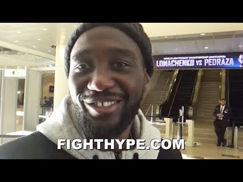 TERENCE CRAWFORD RAW & UNCUT ON AMIR KHAN, ERROL SPENCE, MIKEY GARCIA, DANNY GARCIA, AND MORE