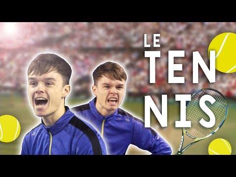 LE TENNIS (feat Emmanuelle Mörch)