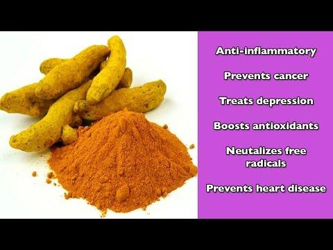 Curcumin Health Benefits- Powerful Medicinal Properties