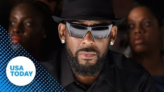 R. Kelly charged with sexual abuse in Chicago: R. Kelly's criminal charges announced by Cook Coun...