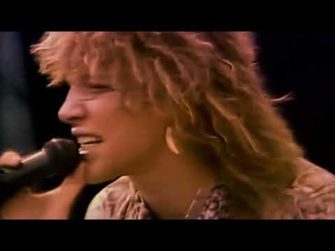"""BON JOVI - """"Runaway"""" live (1984)"""