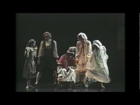 Oakland Ballet Company Crystal Slipper 1991 (complete)