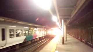 石和温泉駅.