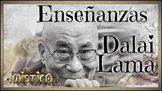 Dalai Lama. Enseñanzas. Audio y letra.