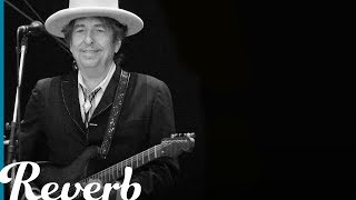 """Bob Dylan """"Simple Twist of Fate"""" on Guitar 