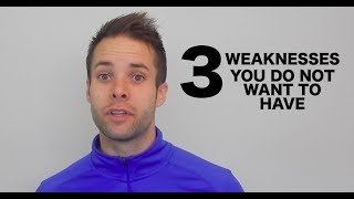 3 Mental Toughness Mistakes | 3 Mental Weaknesses Most Soccer Players Have