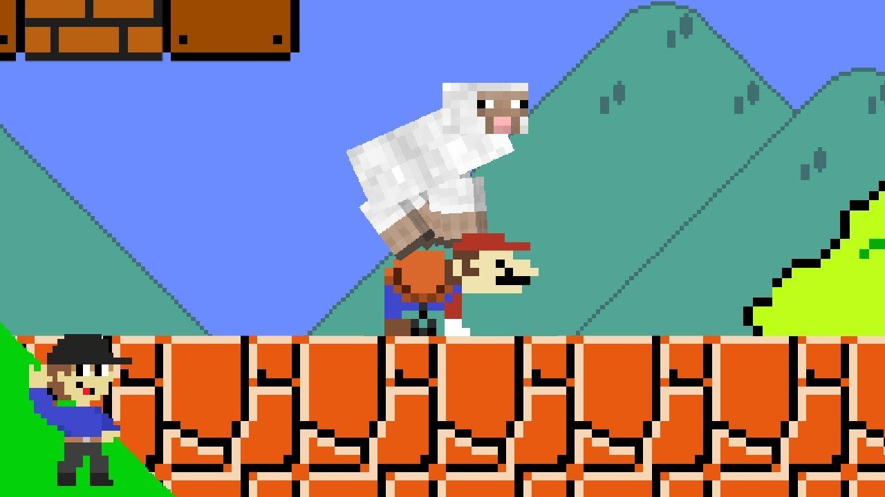 Level UP: Mario's Sheep Calamity