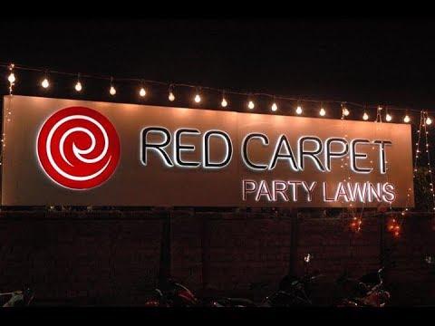 Red carpet iti chok karnal red carpet decoration