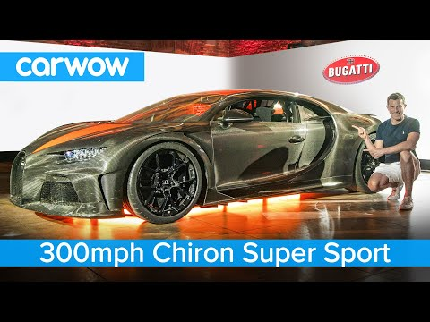 How to make a £3m Bugatti Chiron Super Sport do 300mph!