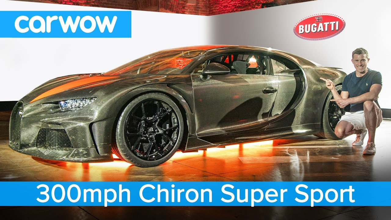 How To Make A 3m Bugatti Chiron Super Sport Do 300mph Youtube