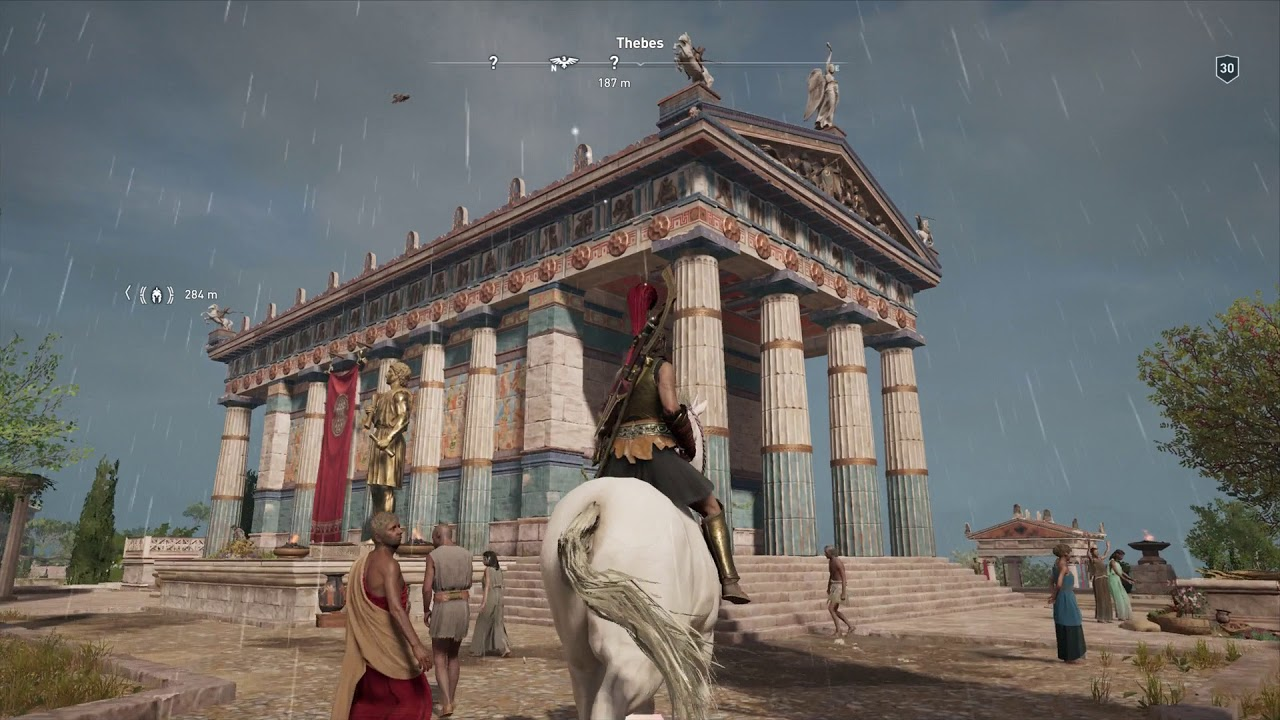 thebes assassins creed odyssey