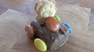 TEDDY BEAR CARS - Kids Recipe Thumbnail