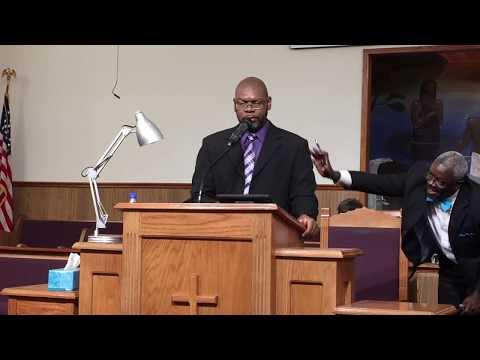 Rev. Patrick K. Evans-Bringing Order Out of Chaos