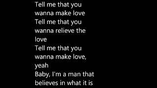 Gambar cover usher tell me lyrics