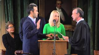 George P. Bush Sworn in as 28th Texas Land Commissioner