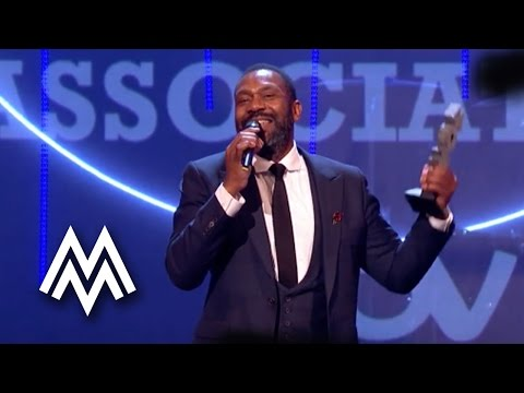 Lenny Henry | Paving the Way Award acceptance speech | 2015 MOBO Awards