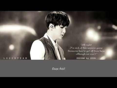 "[VIETSUB] SEESAW - BTS SUGA (Love Yourself ""Answer"")"