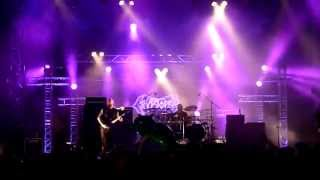 Cryptopsy - Blasphemy Made Flesh Medley (live at Hellfest 2013)