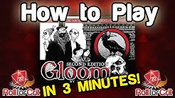 How to Play Gloom | Roll For Crit