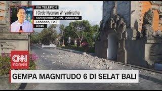 Download Video Gempa Magnitudo 6 Guncang Nusa Dua, Bali MP3 3GP MP4
