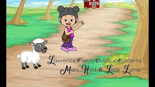 LFPA - Mary and her Lamb