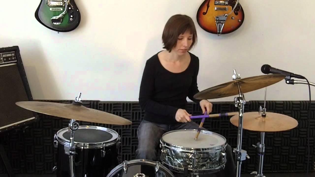 beginner drum lesson 8 open high hat before snare youtube. Black Bedroom Furniture Sets. Home Design Ideas