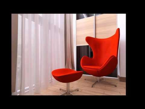 Реализованный дизайн-проект. Идеи для интерьера квартиры   студия LESH