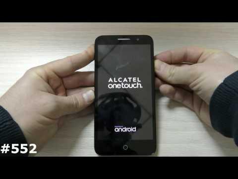 Как разблокировать телефон алкатель андроид