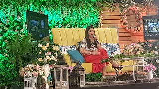 REGINE VELASQUEZ welcomes the idea of working with Daniel Padilla; nagagalingan siya dito