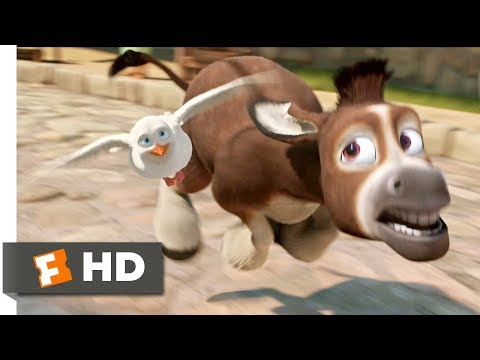 The Star (2017) - Bo's Big Escape Scene (2/10) | Movieclips Mp3