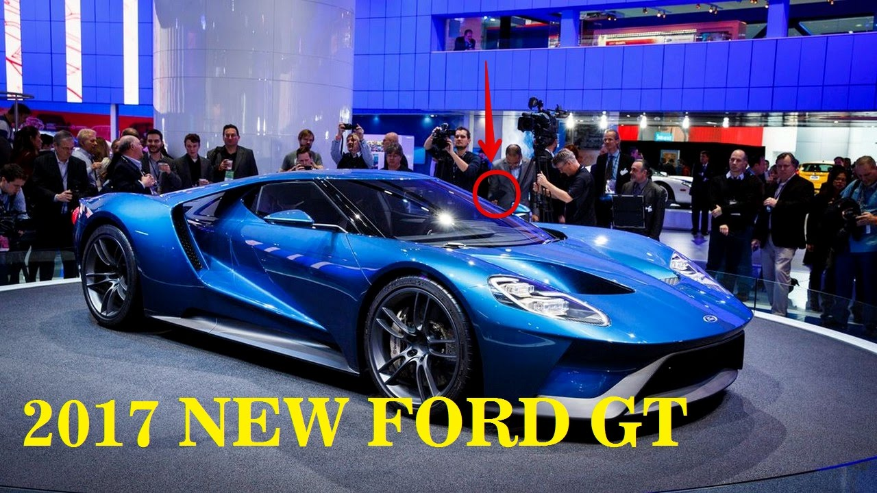 Top News The New  Ford Gt Top Speed Revealed