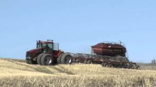 TEA CREEK FARMS SEEDING MAY 2013