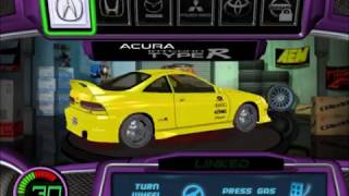 Need for Speed Underground Arcade (testing a manual transmission and Shadow Attack)