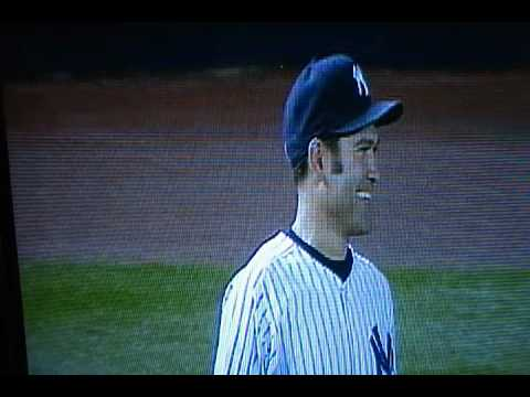 Mark Teixeira of the New York Yankees Forgets How Many Outs!