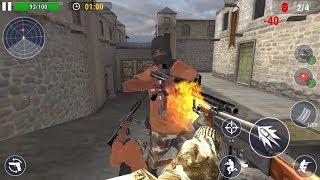 Desert Conter Terrorist Combat Android Gameplay HD