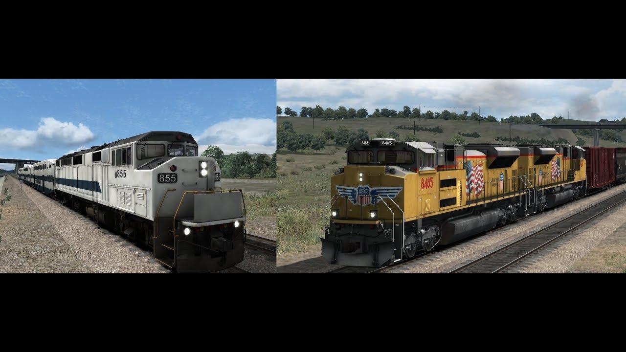 Ts2019 Rail Disasters Distracted 2008 Chatsworth Train Collision Youtube