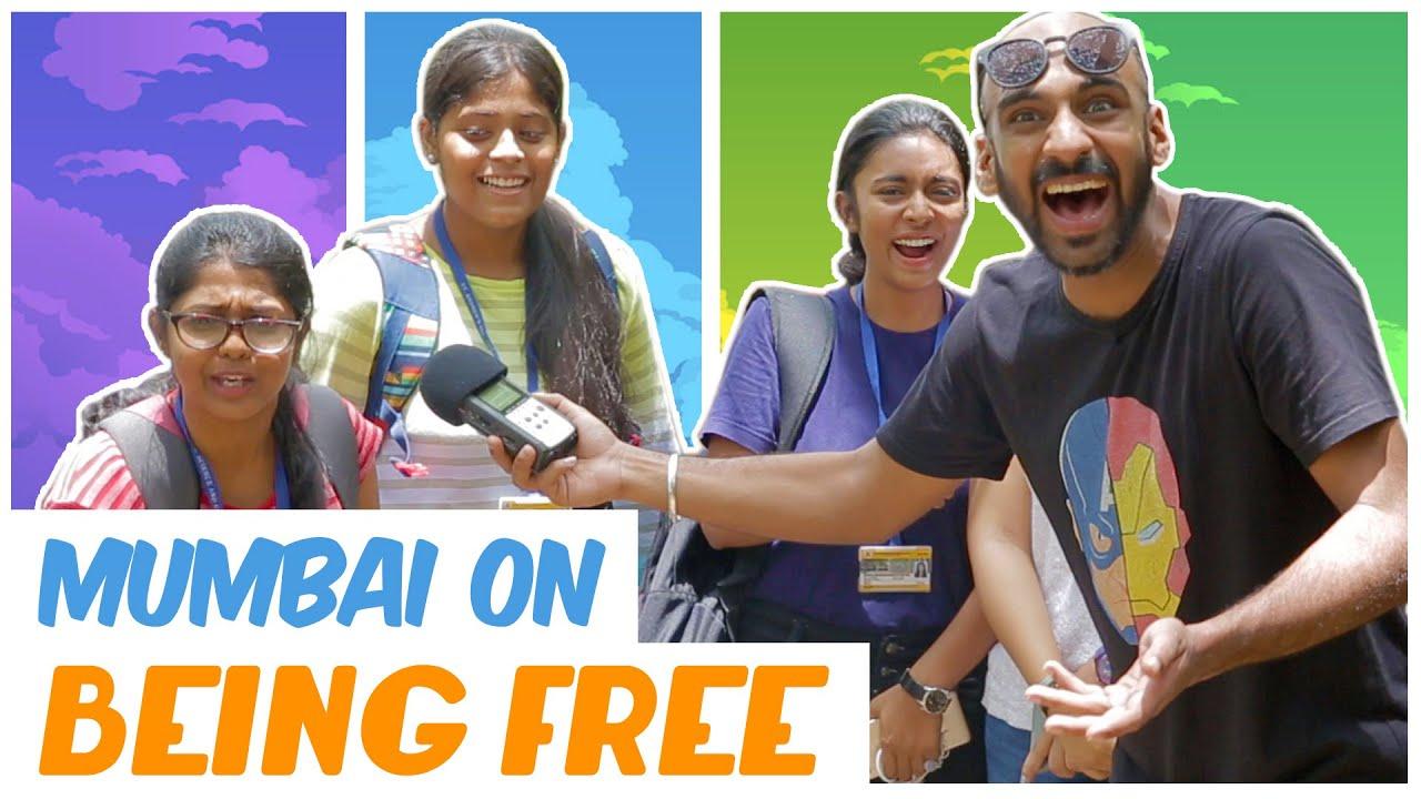 Mumbai on Being Free | Being Indian