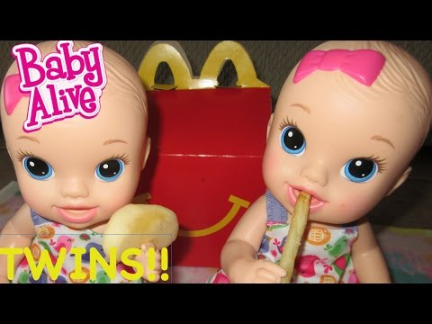 Baby Alive How To Make Baby Alive Food Juice 💕 Doovi